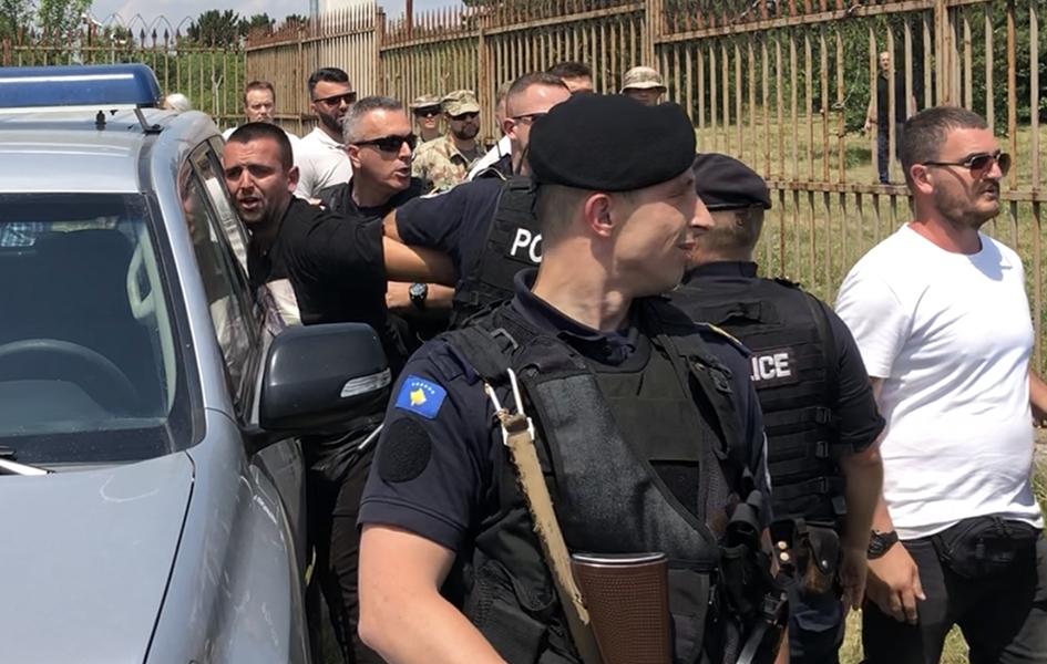 Ухапшен Ристо Јовановић на Газиместану: отац Предраг покушао да му помогне!